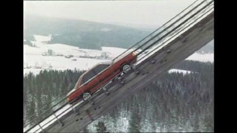 Original Ski Jump Commercial