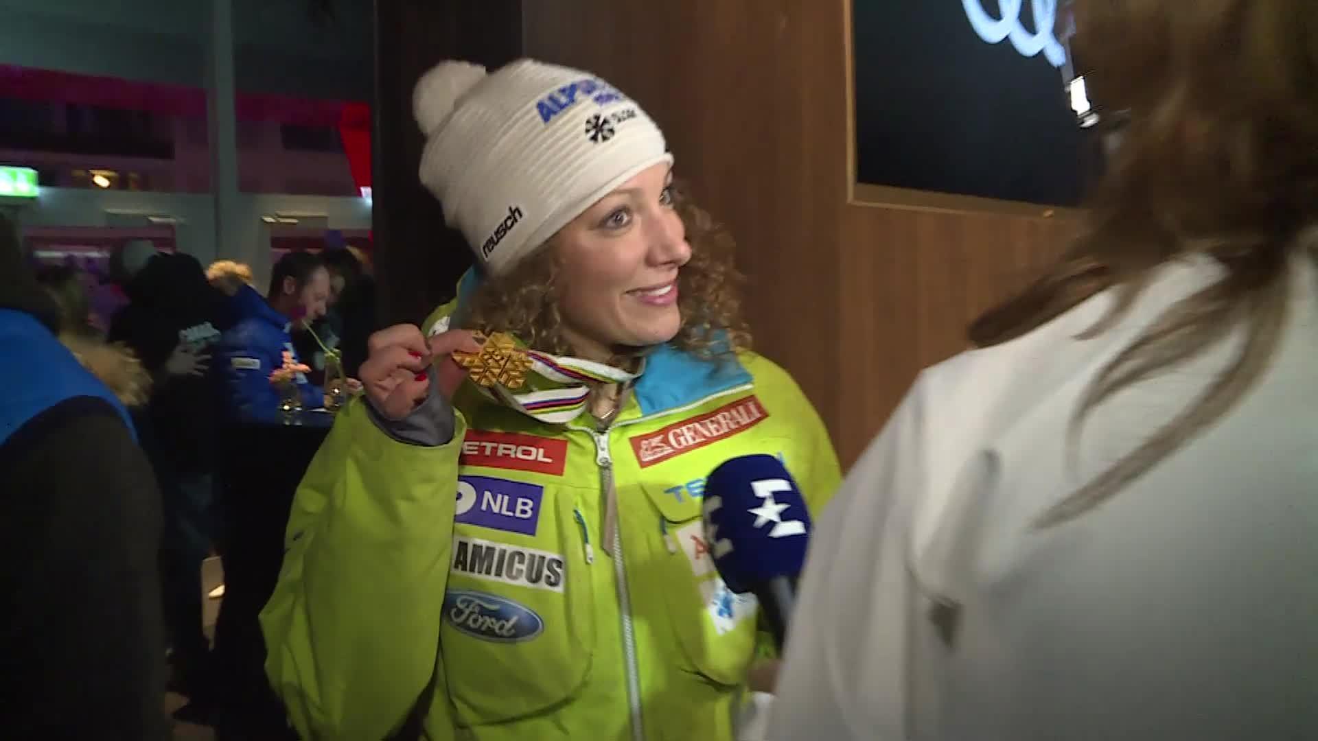 Ski-WM in St. Moritz: Die Gewinner des Super-Sonntag