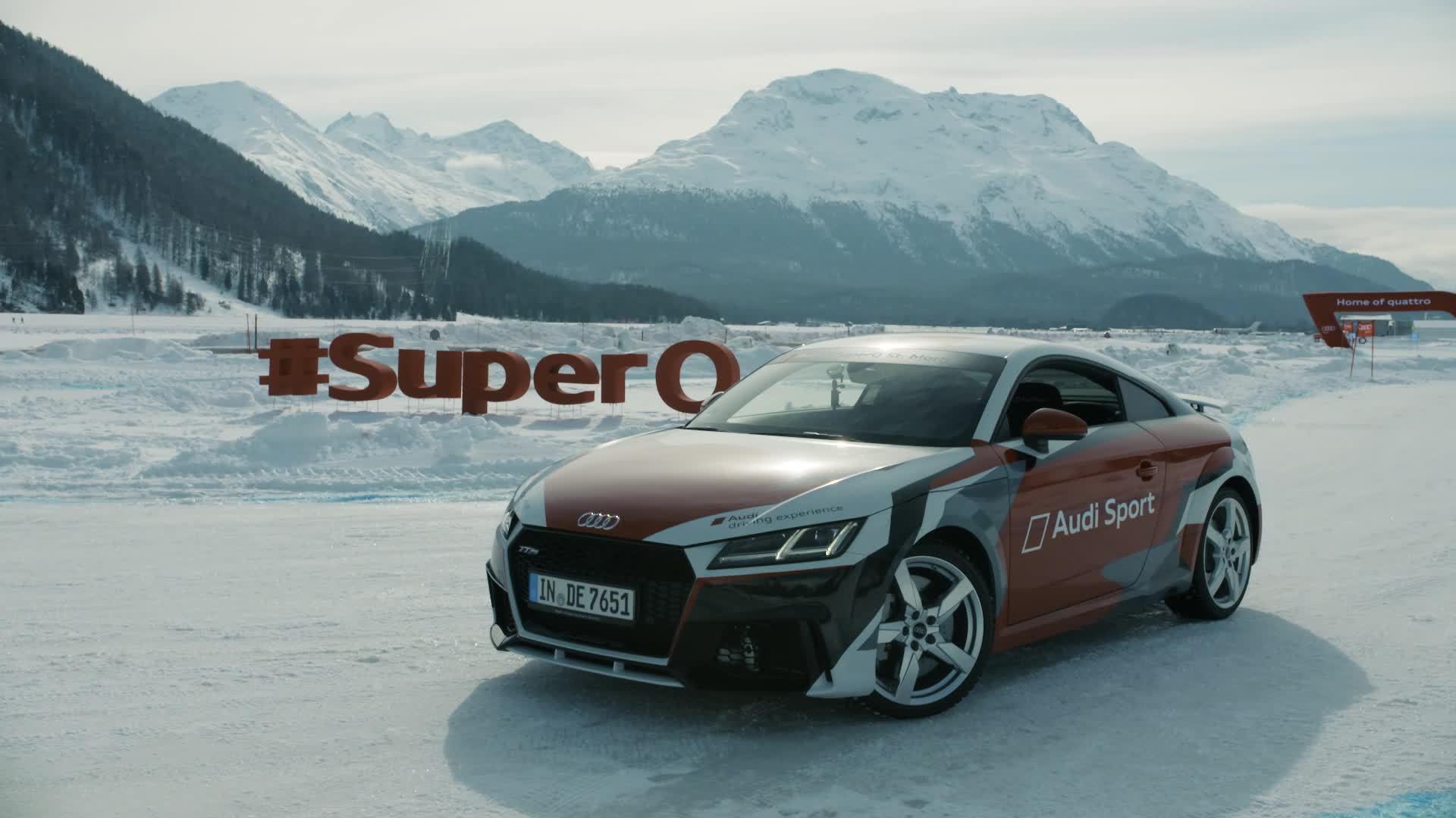 Ski World Cup St. Moritz: Audi #SuperQ Highlights