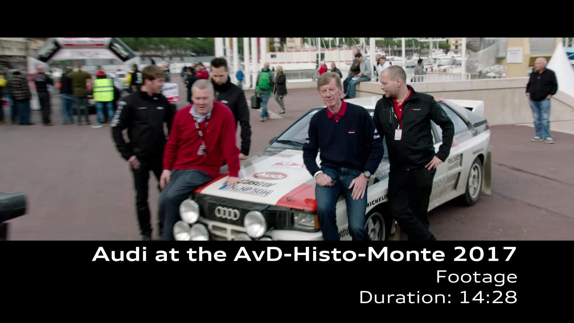 AvD-Histo-Monte 2017 - Footage
