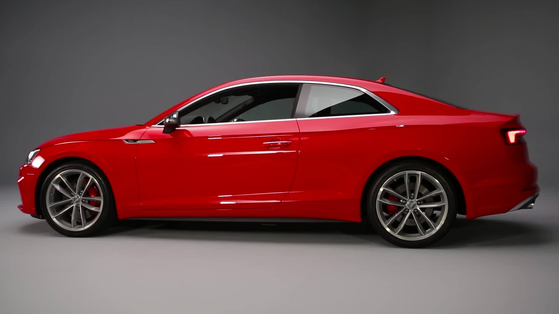 Audi A5 Coupé - Neues Designerstück aus Ingolstadt