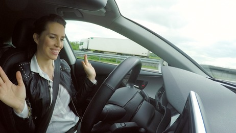 The Audi driver assistance systems: Future outlook – Piloted driving