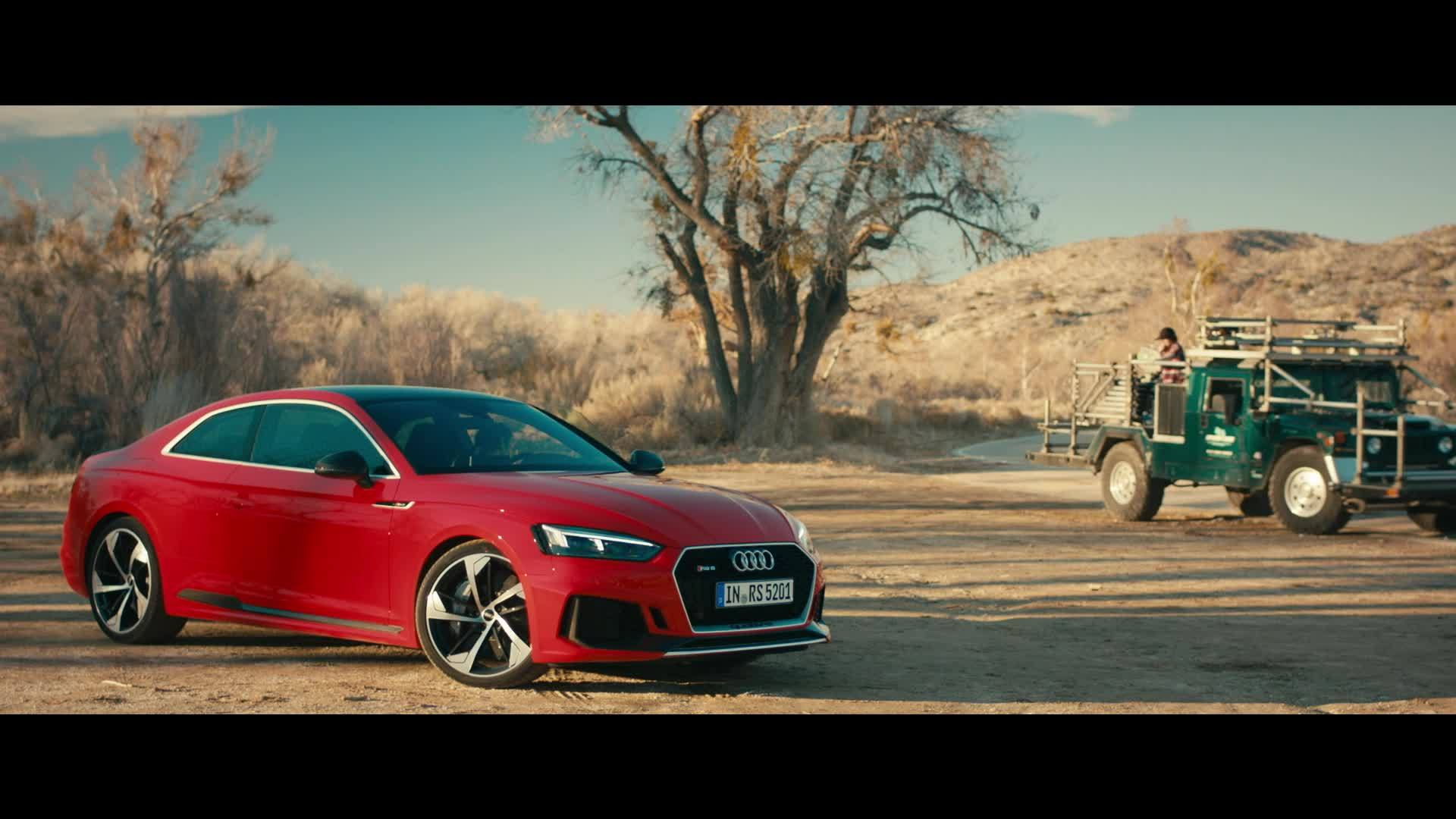 RS 5 Coupé - The High-Performance Gran Turismo