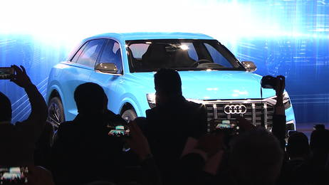 The Audi highlights at the Detroit Motor Show