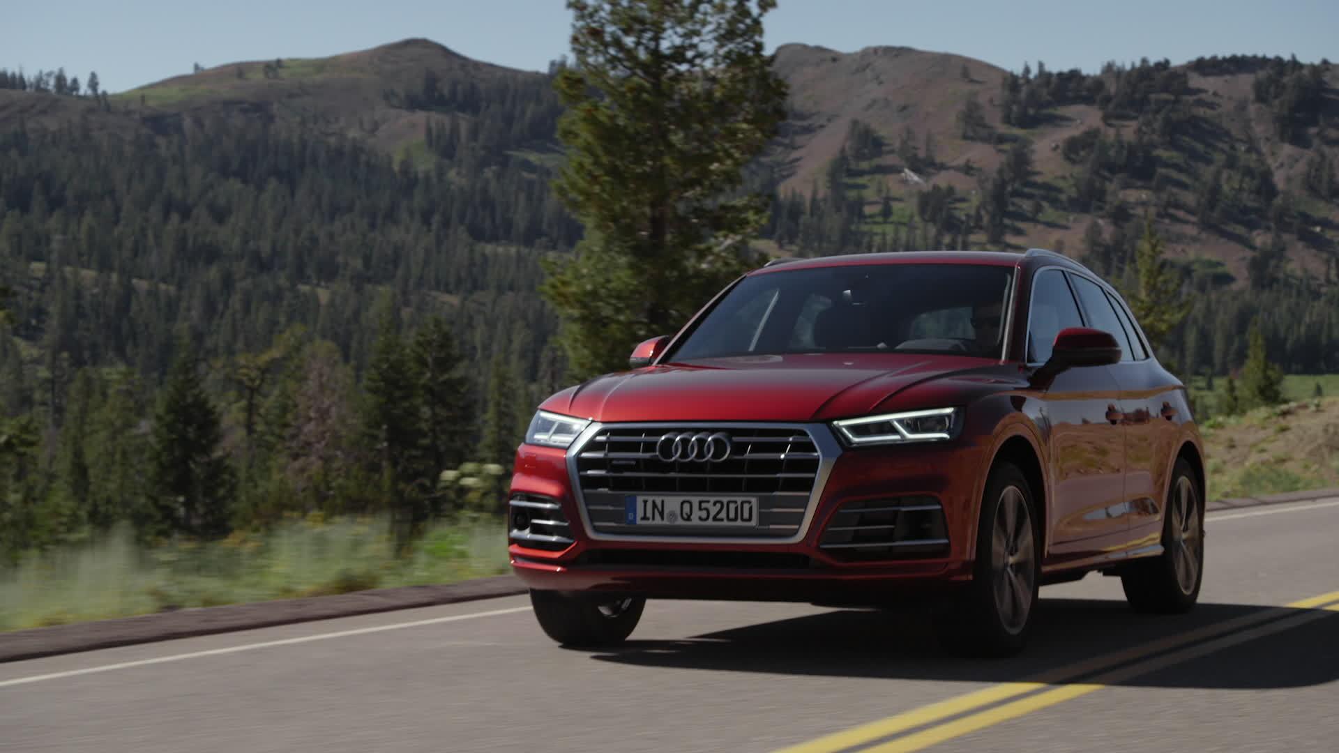 Noch sportlicher und vielseitiger -Die zweite Generation des Audi Q5
