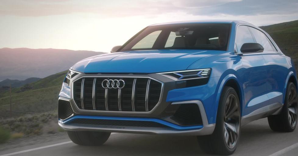 Audi Q8 concept und Q8 sport concept