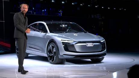 AUDI AG press conference in Shanghai - highlights