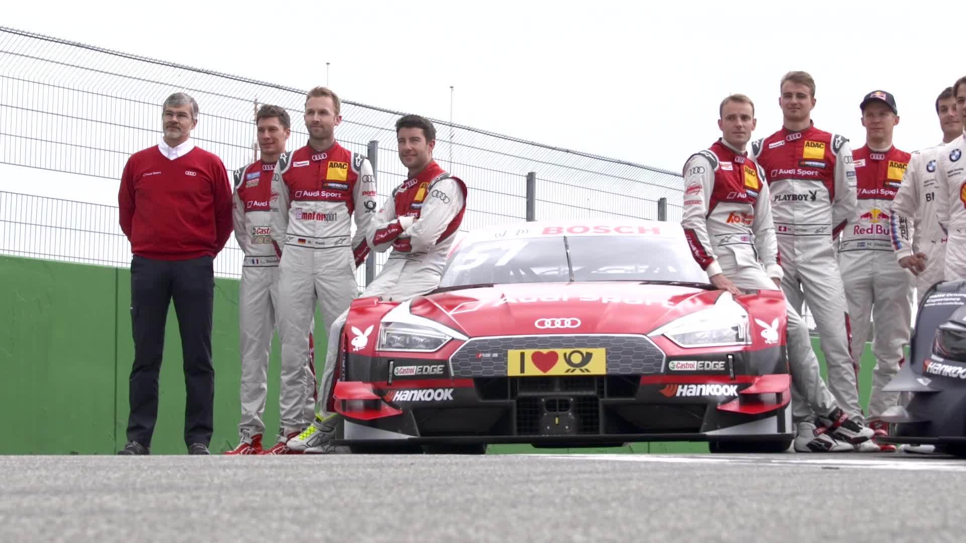 DTM 2017: Neuigkeiten zum Saisonauftakt