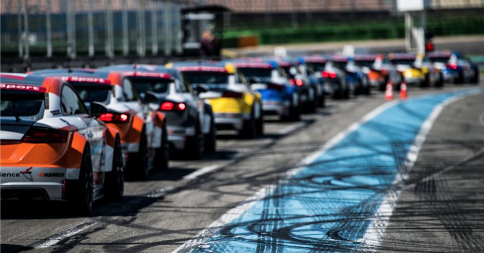 Audi Sport TT Cup - Race 5