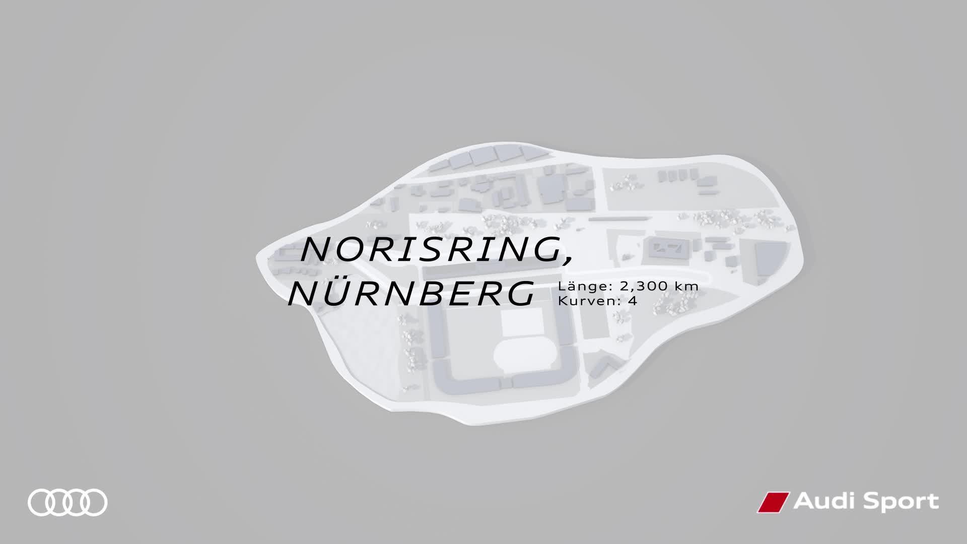 DTM Norisring – Infographik
