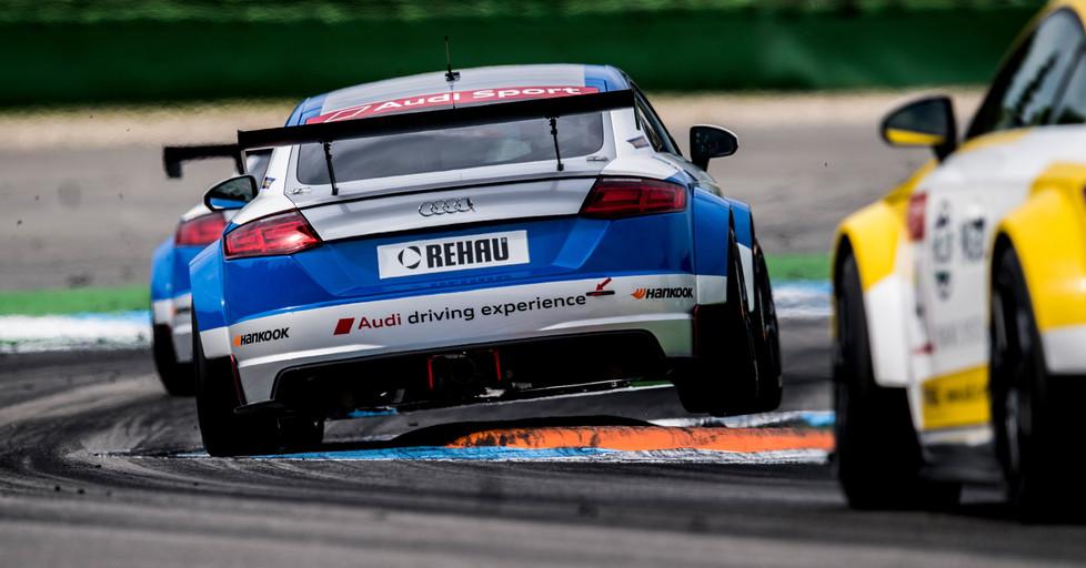 Audi Sport TT Cup - Rennen 8