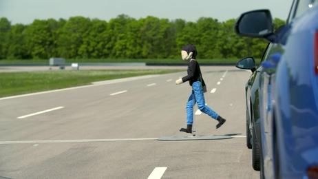 Audi driver assistance systems in the test