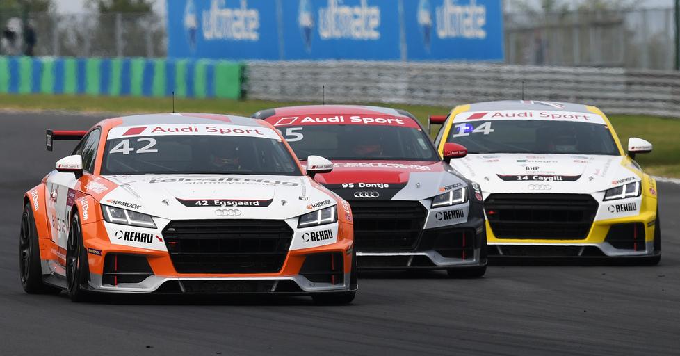 Audi Sport TT Cup – Rennen 10