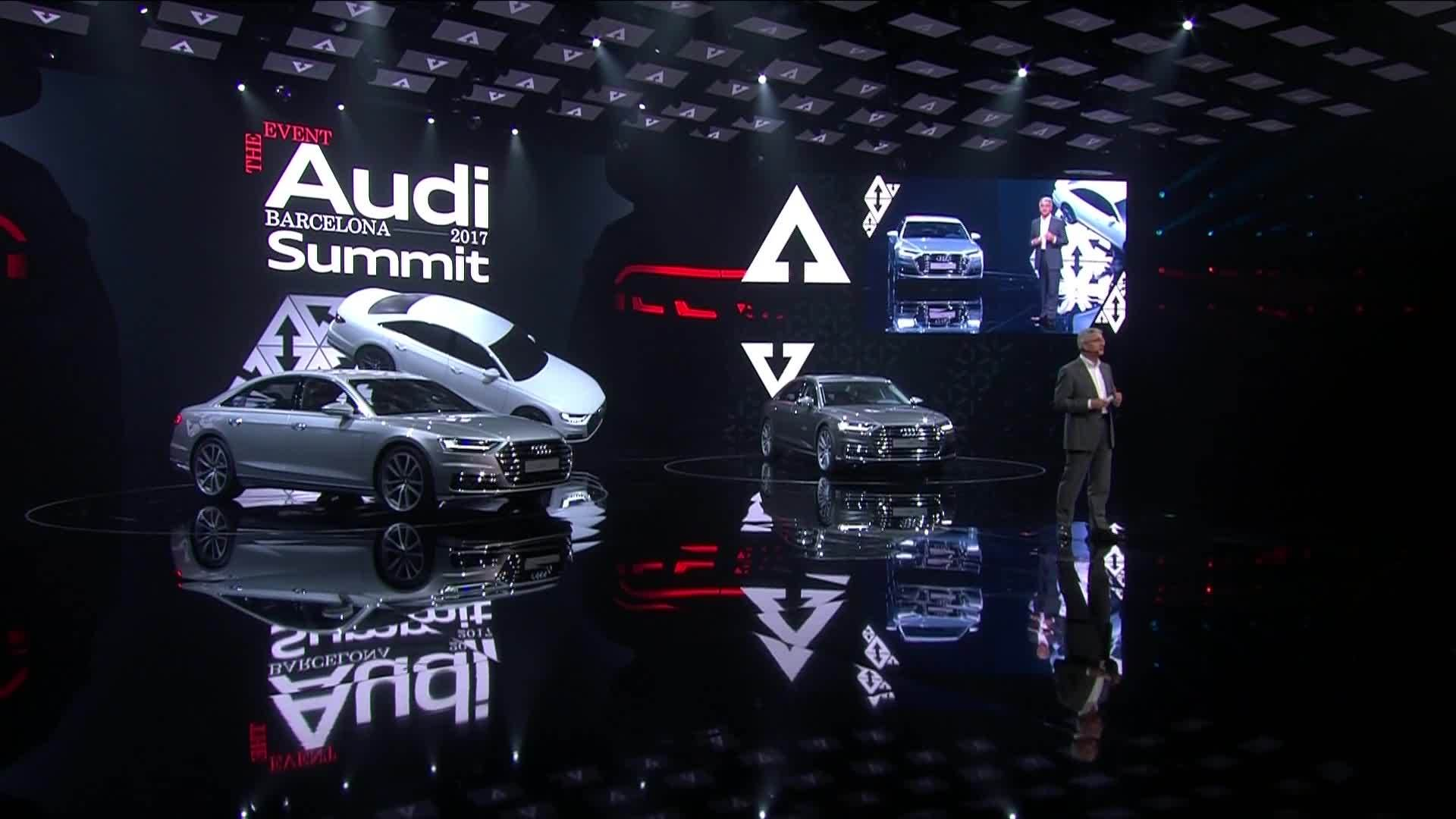 Audi Summit – The Event