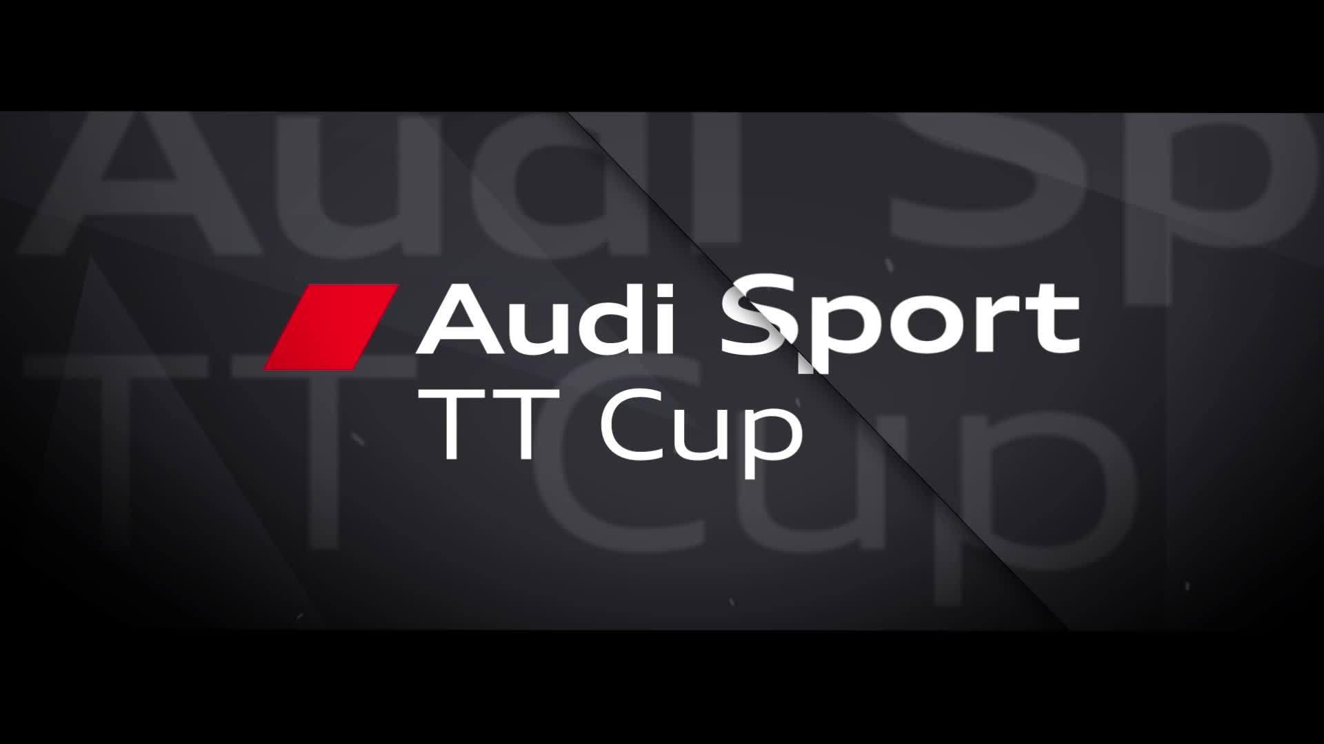 Live aus Zandvoort: Der Audi Sport TT Cup