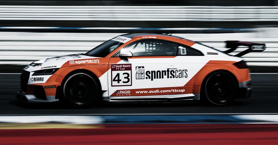 Audi Sport TT Cup – Rennen 11