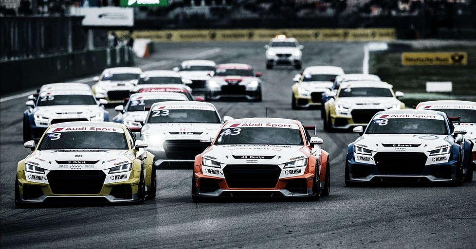 Audi Sport TT Cup – Rennen 12