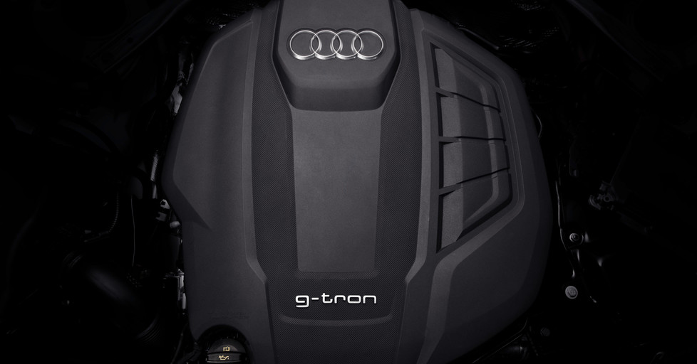 Audi g-tron: Mobility of the future