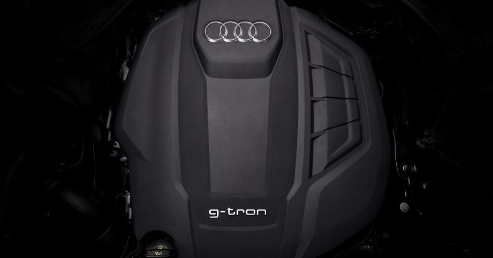 Audi g-tron: Mobilität der Zukunft