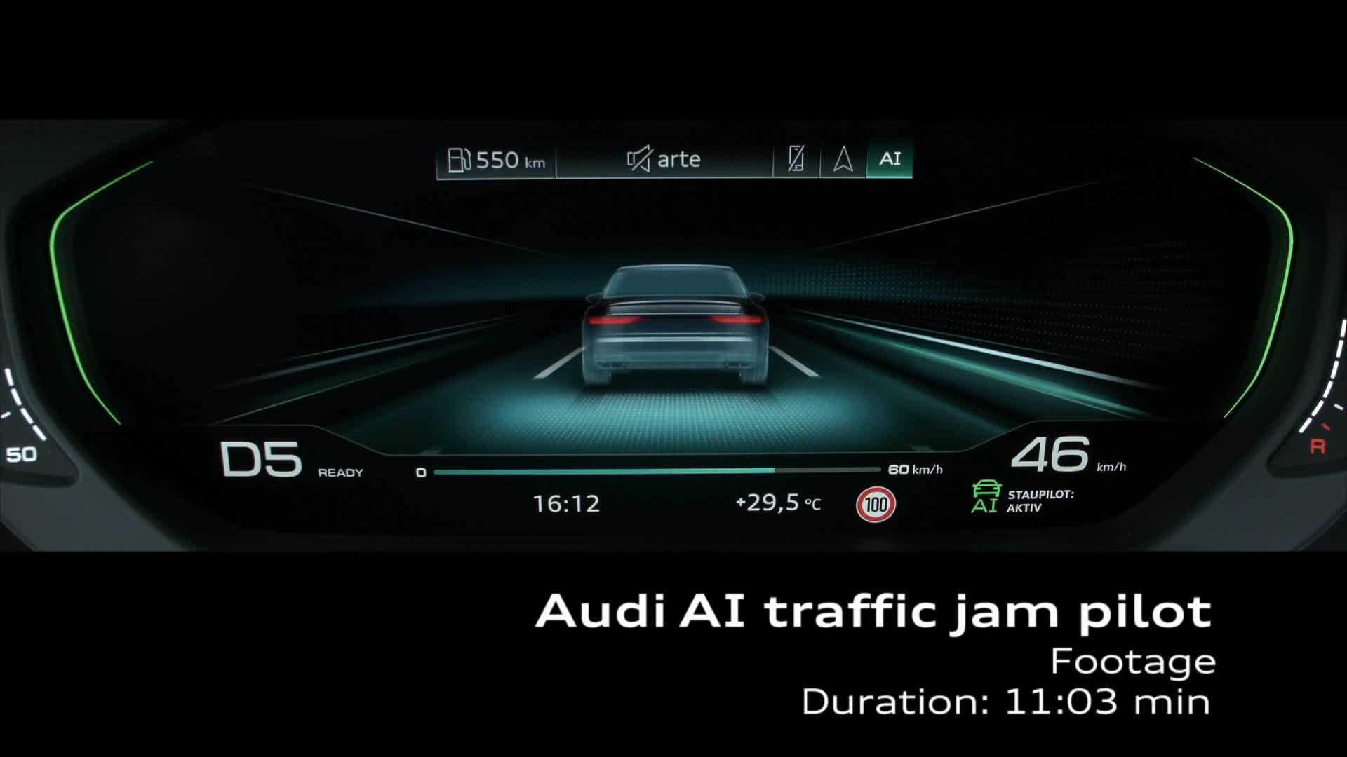 footage audi a8 audi ai traffic jam pilot video audi mediatv rh audi mediacenter com audi ai traffic jam pilot system audi traffic jam pilot review