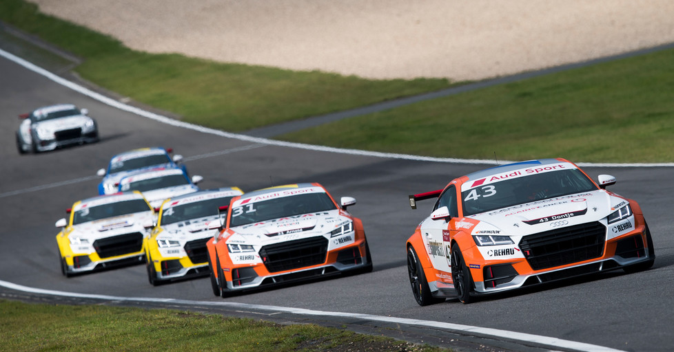 Audi Sport TT Cup - Rennen 13