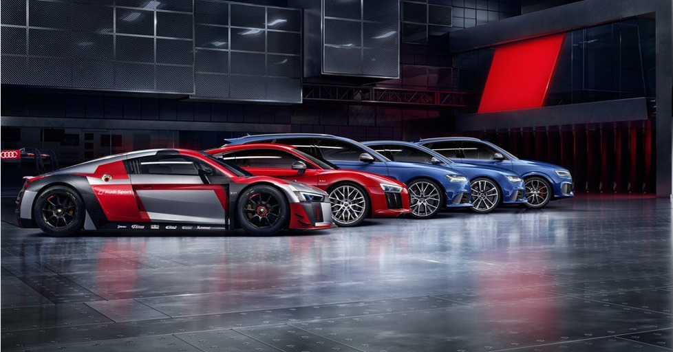 Audi Sport TT Cup - Das Finale