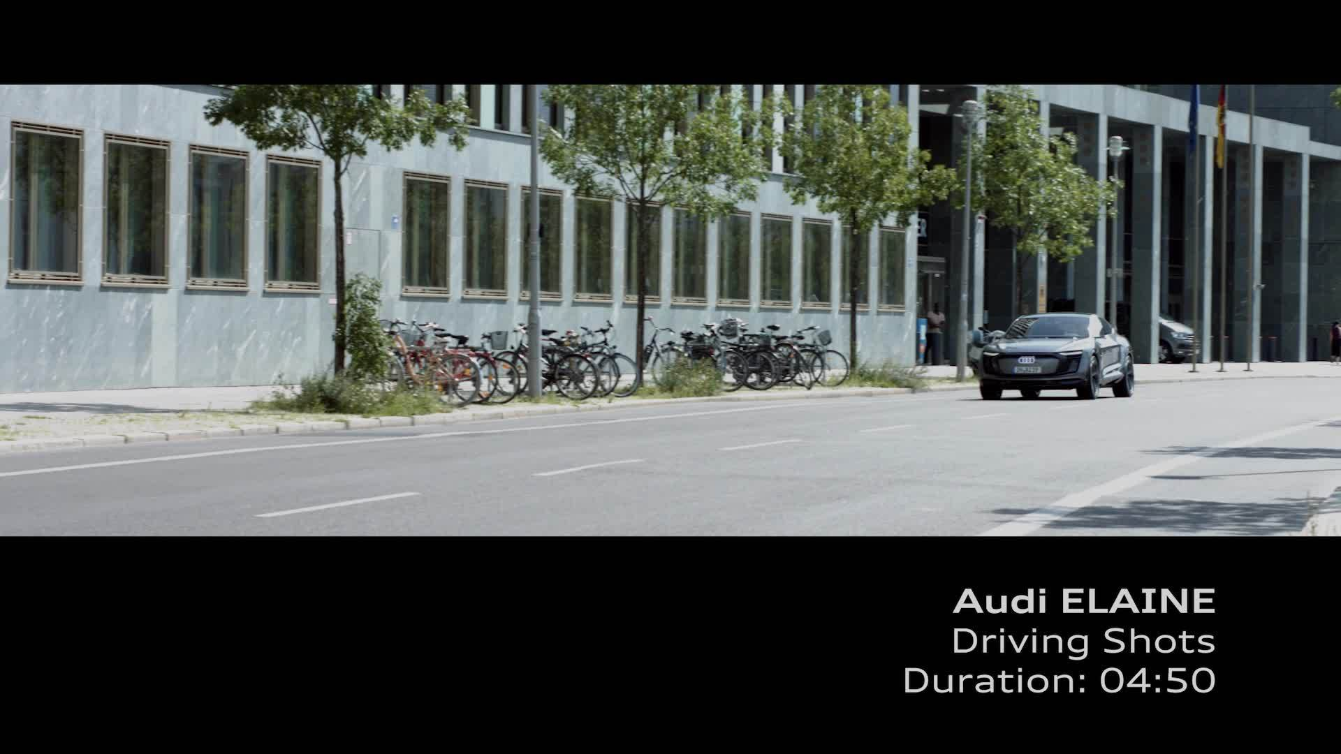 Footage Audi Elaine