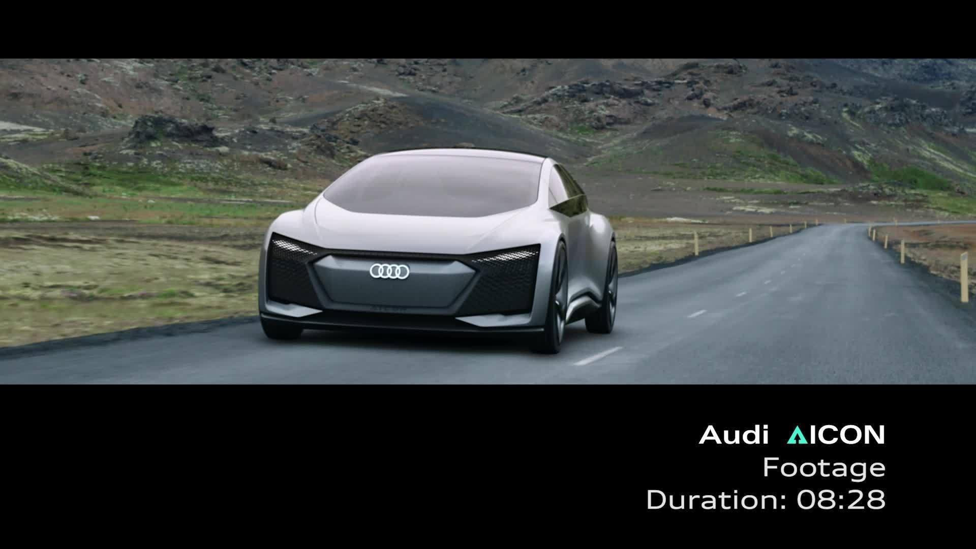 Audi Aicon 2017 Audi MediaCenter