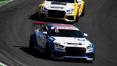 Live aus Spielberg: Der Audi Sport TT Cup