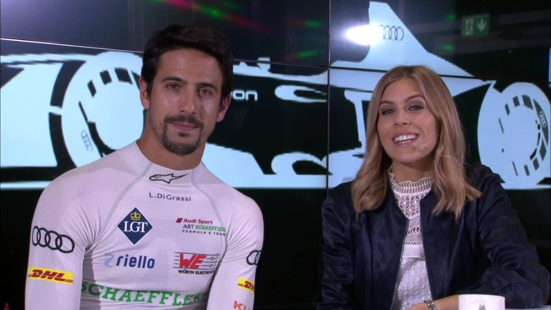 Q&A Formel E Team Präsentation