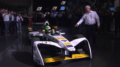 Audi heading for the motorsport future in electric power