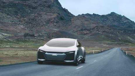 Audi Aicon – Die Design-Vision
