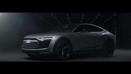 Audi Elaine - On autopilot into the future