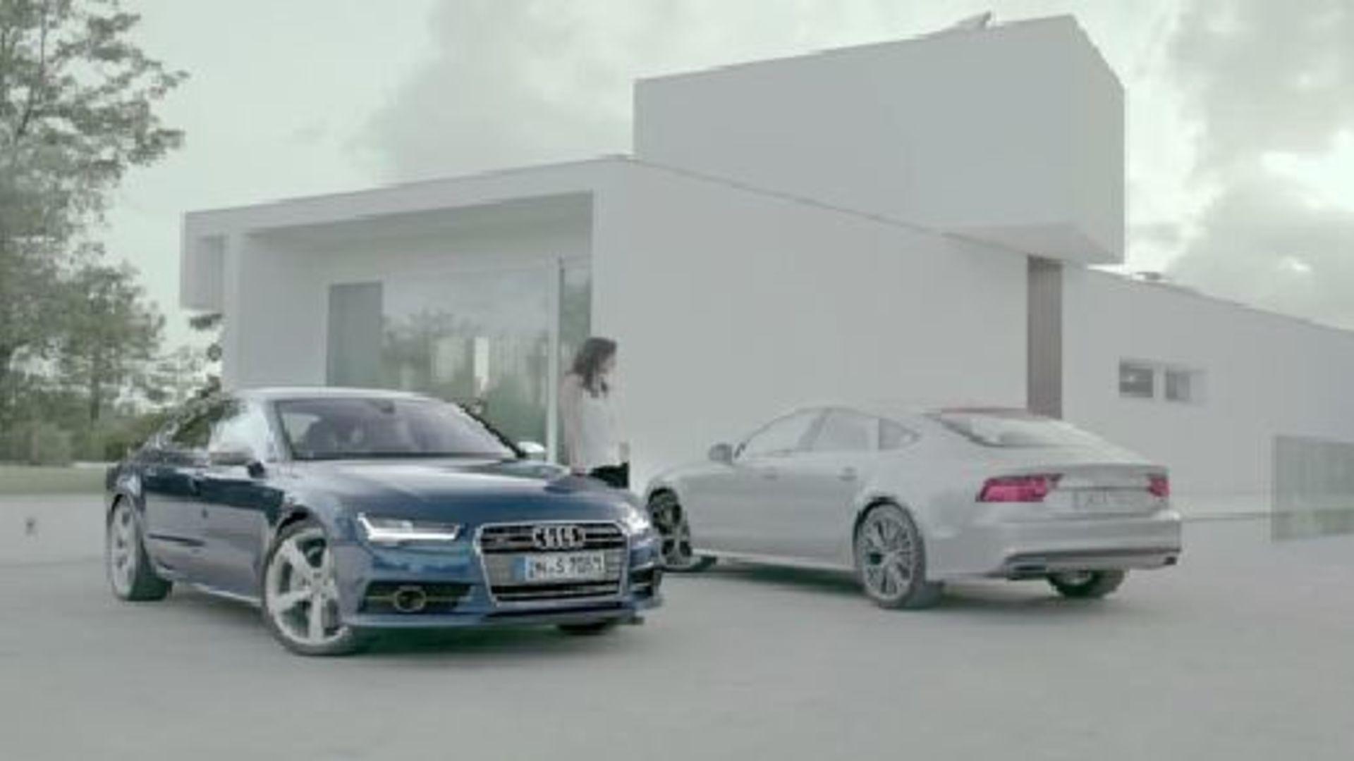 Audi A7 Sportback and Audi S7 Sportback