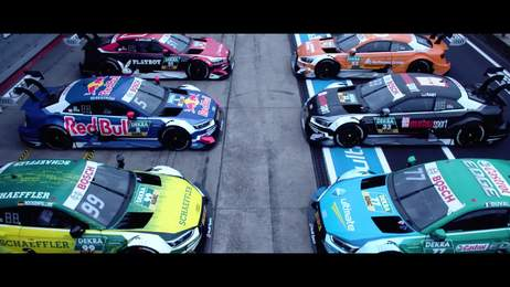 Die DTM Saisonhighlights 2017
