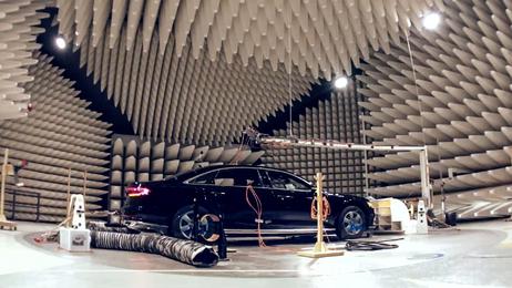 Die Entwicklung des Audi A8