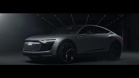 Audi Elaine - Per Autopilot Richtung Zukunft