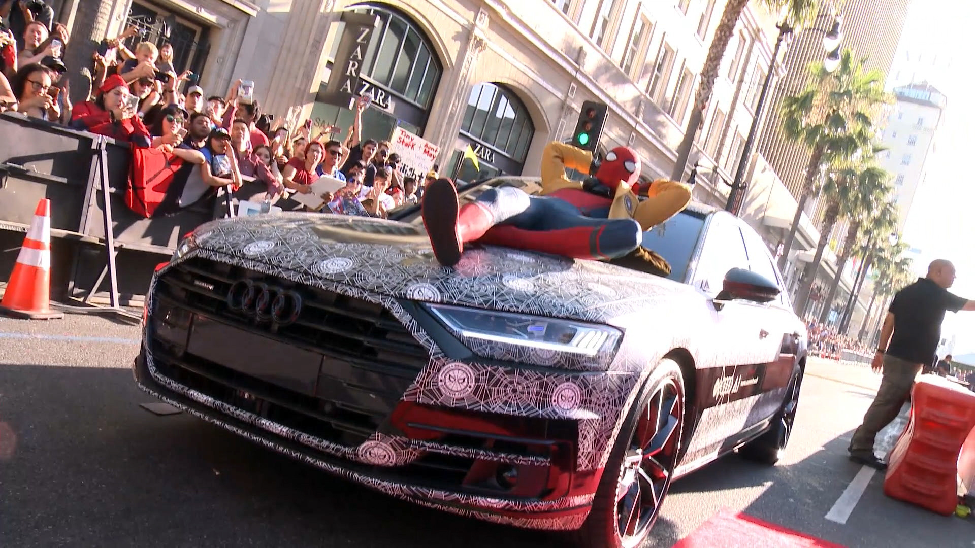 Erlkönig: Neuer Audi A8 im Test