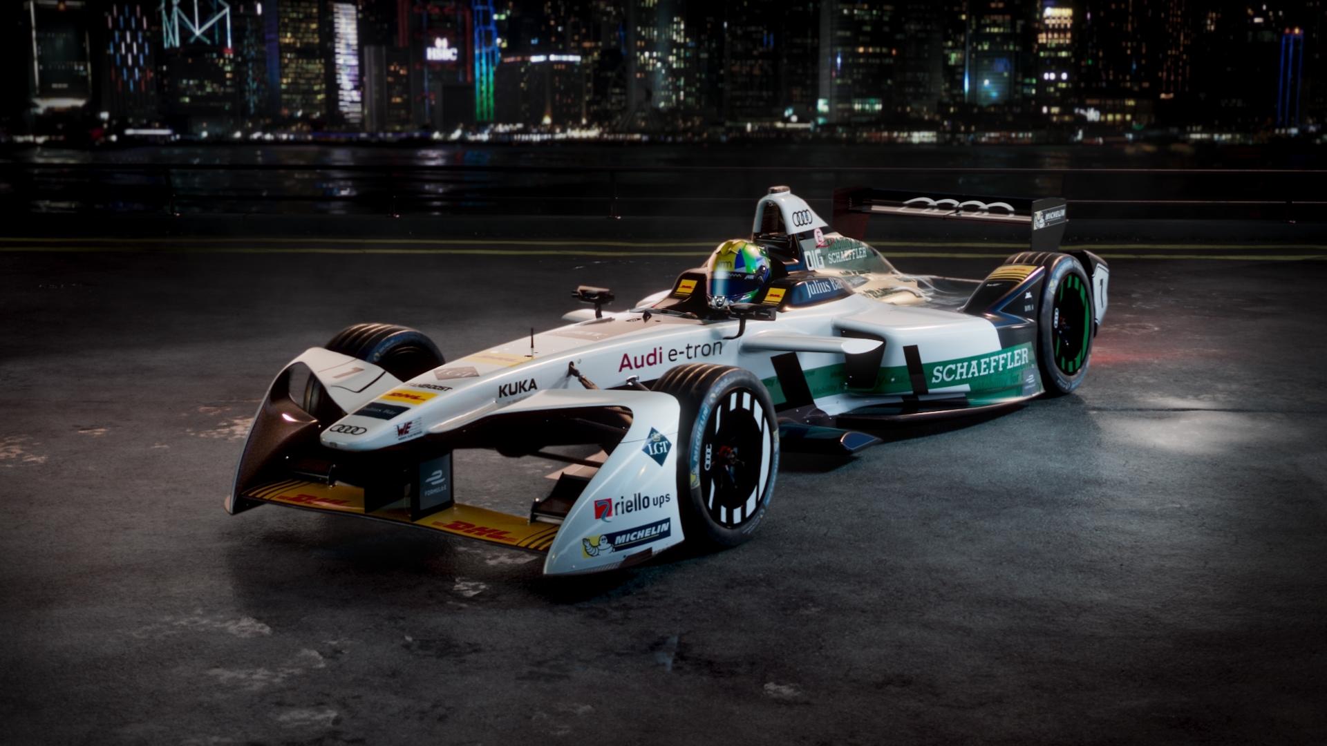 Audi elektrisiert Hongkong