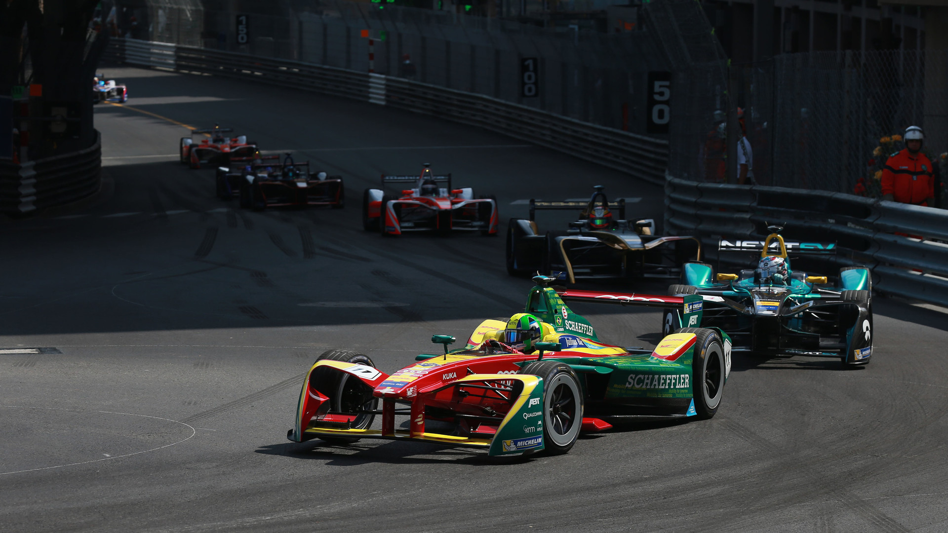 Formula E: Progress feels electric