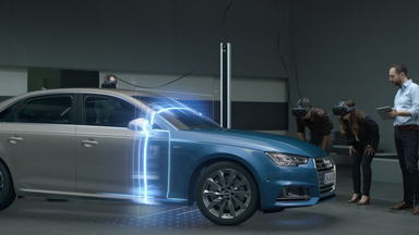 Audi Smart Factory: Die Fabrik der Zukunft