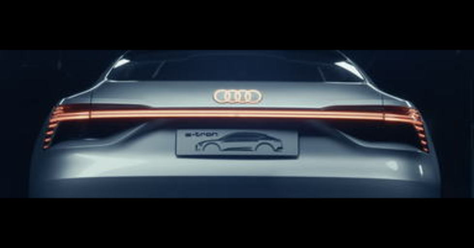 Audi E Tron Sportback Concept 2017 Audi Mediacenter