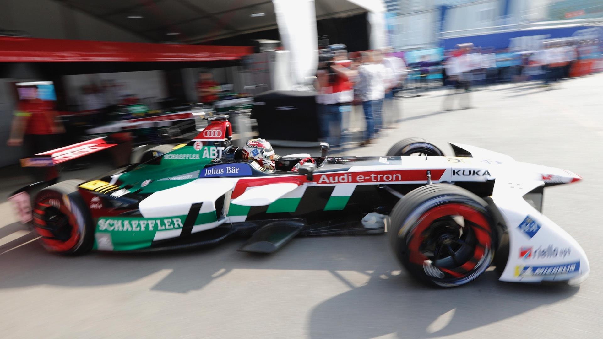 Enttäuschung für Audi beim 2. Rennen in Hongkong