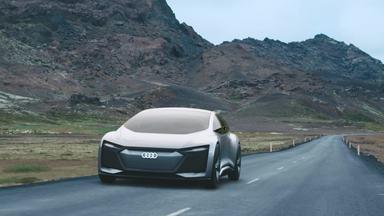 Design vision Audi Aicon