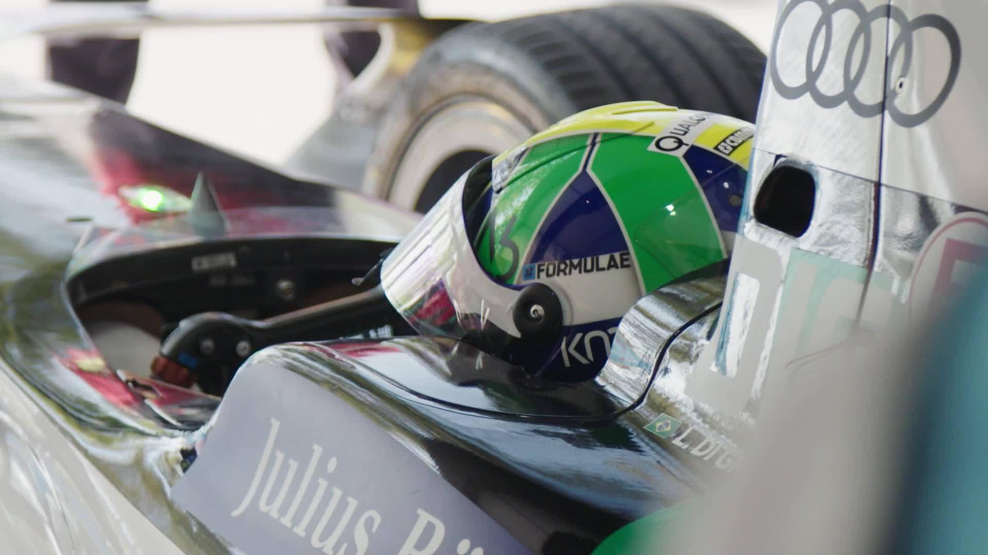 Formel E – doppelte Enttäuschung für Audi in Chile