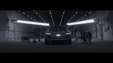 Audi e-tron Sportback concept - Die Designstudie von der Auto Shanghai