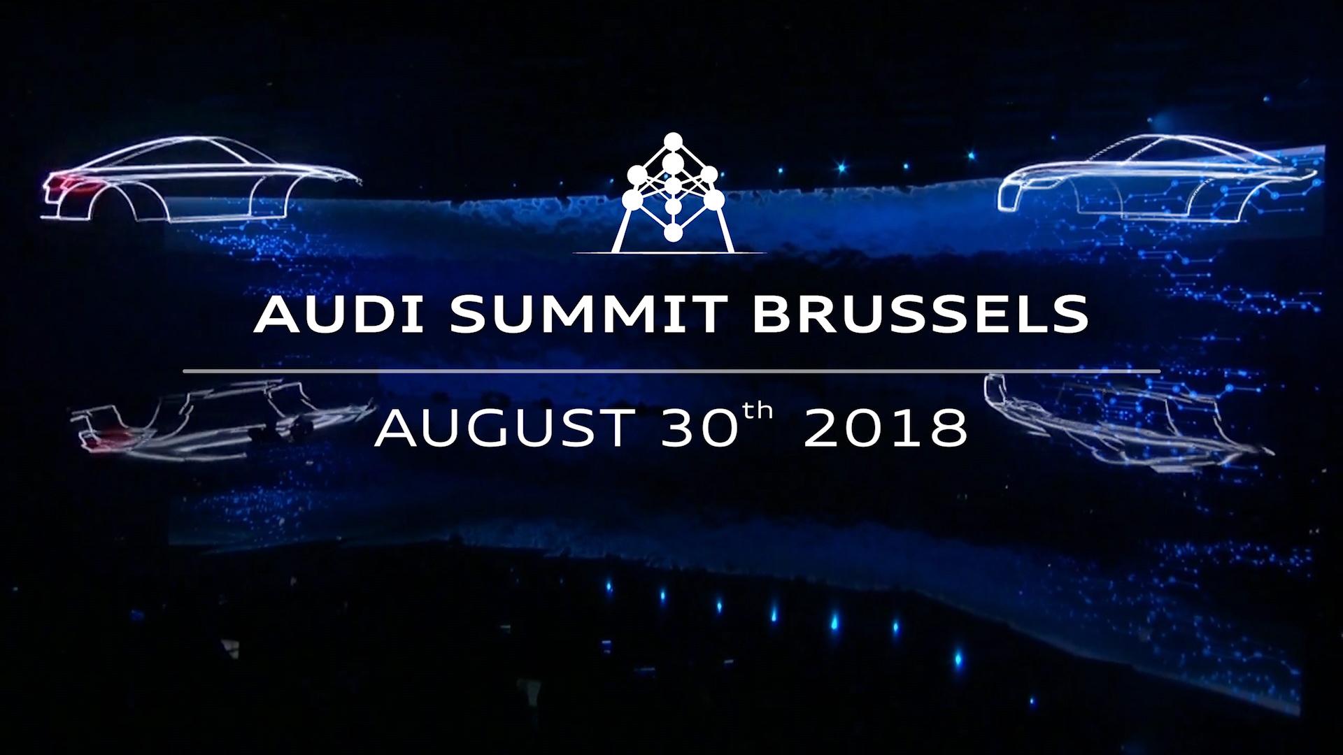 Audi Summit 2018: Blick in die Zukunft der Mobilität