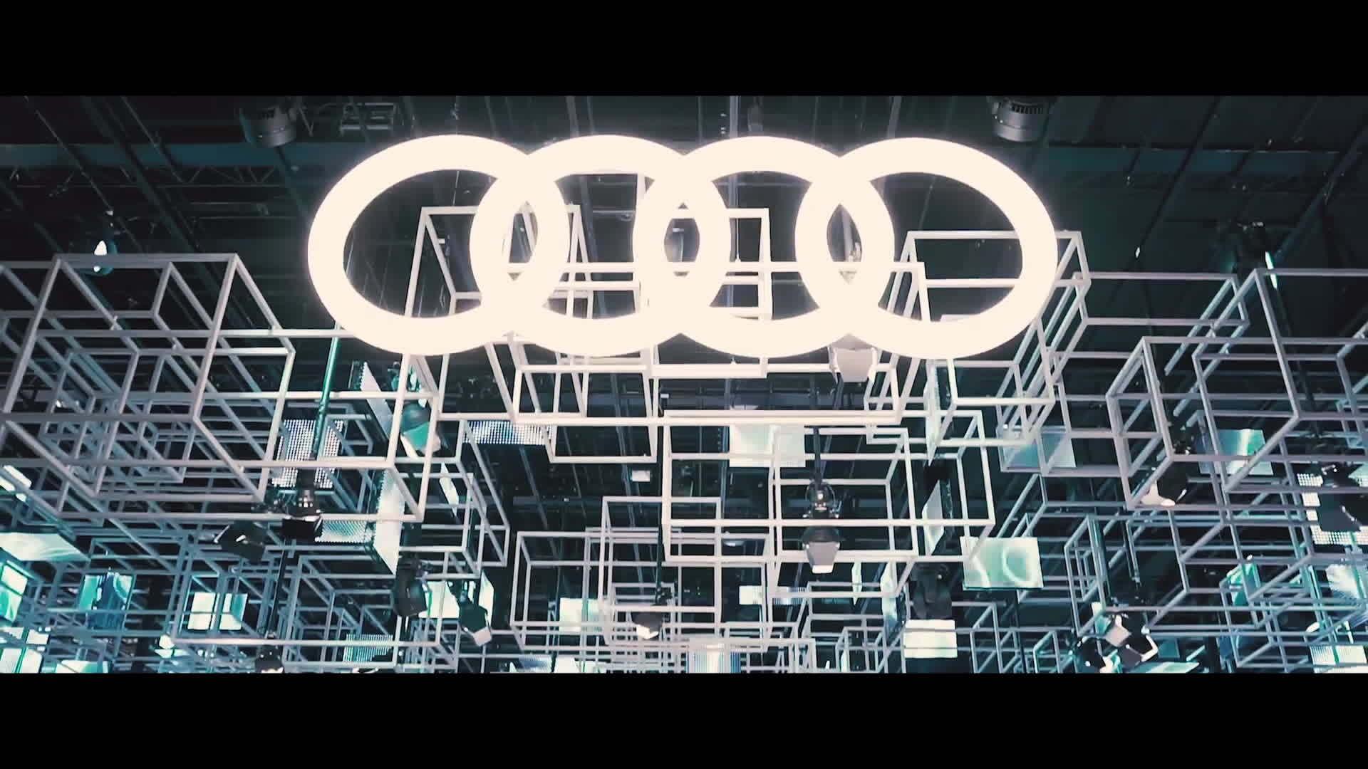 Perspektivwechsel: der Audi Geschäftsberichtsfilm 2017