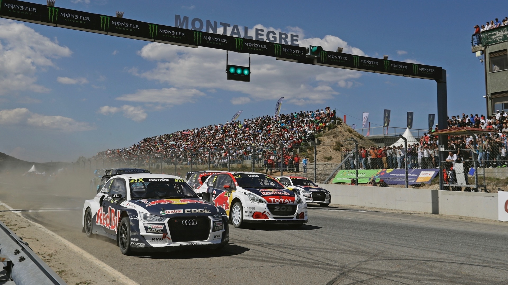 Rallycross: EKS Audi Sport heads to the mountain heights of Portugal