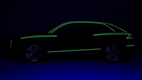 Teaser: Blind tasting the Audi Q8